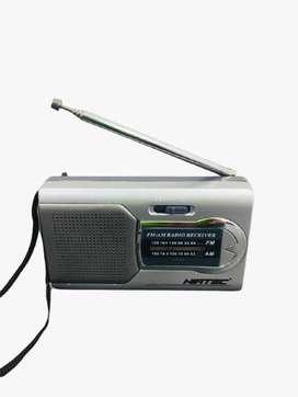 MINI RADIO AM/FM NIATEC NT-R20