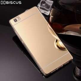 Mirror case de Huawei p8 Lite