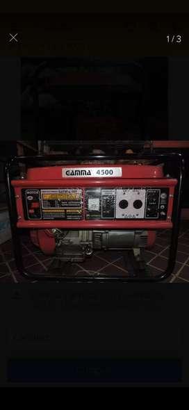 Vendo Generador de 4500 Wus