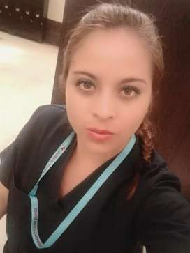 Busco trabajo soy auxiliar de enfermeria