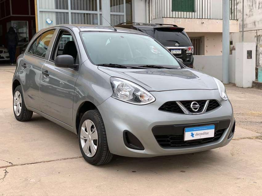 Nissan March Active Pure Drive 1.6