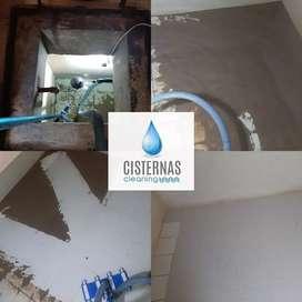 Limpieza de Cisternas y Limpieza de Aires