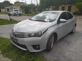 Corolla 2014 XEI Cuero 65500km