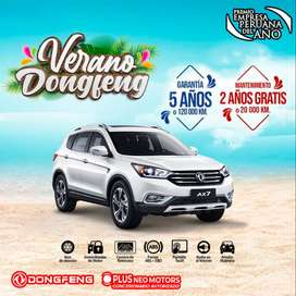 Dongfeng AX7 - Gran Venta - Ofertas Especiales Modelos 2020/2021