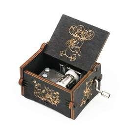 Caja Musical Winnie the Pooh