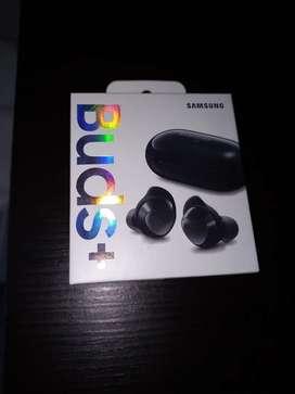 Audífonos Samsung Galaxy buds plus negros