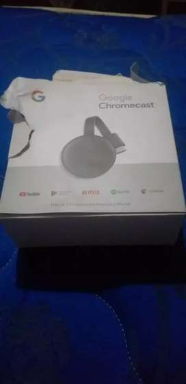 se vende chromecats original de googles