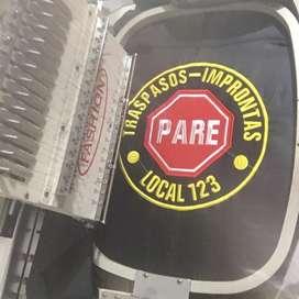 Parches bordados personalizados
