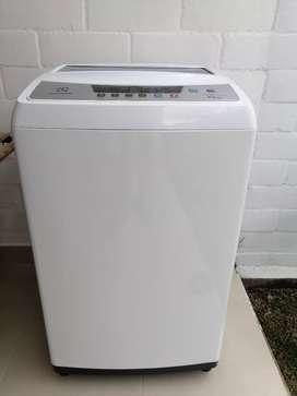 Lavadora electrolux 8kg