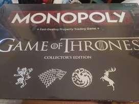 Monopolio Game Of Thrones