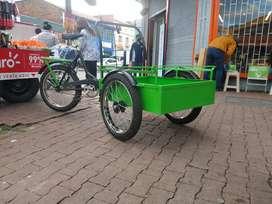Excelente triciclo de carga 2021