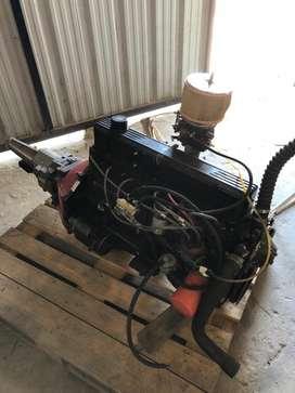 Motor chevrolet 250 con caja