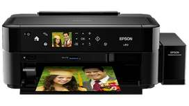 Impresora Epson L810. 6 Colores. Sistema Continuo