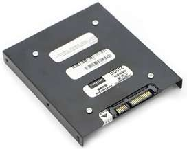 Caddy Disco duro SSD y HDD pc escritorio