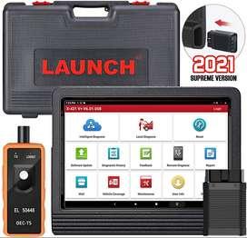 REMATE NUEVO LAUNCH X431 V+(Upgrade Version of X431 V PRO) Bi-Directional Full System Diagnostic Scanner Tool  Key P