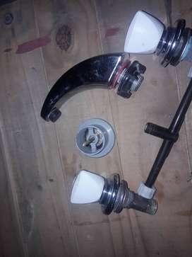 Griferia lavatorio