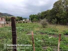 Hermoso terreno en Lozano, Jujuy