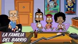 La Familia del Barrio (2013) Serie completa ENVÍO INCLUIDO
