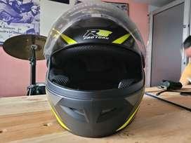 Casco para moto importado certificado