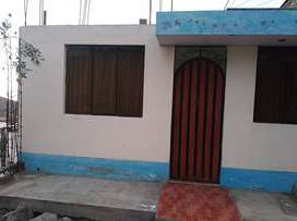 Vendo Casa en la parte Semi-alta de miraflores de 118 m2, con servicios completos y documentación saneada