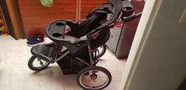 Coche paseador baby trend