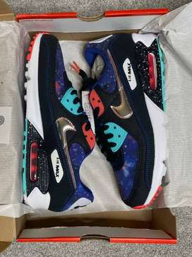 Nike Air Max 90 'Galaxy' Supernova jordan a pedido 10 dias !