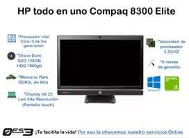 HP TODO EN 1 COMPAQ 8300 ELITE