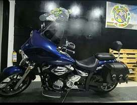 Edicion Especi Yamaha Mindnigth Star 950