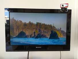 TV Sony Bravia 22 pulgadas - Monitor PC
