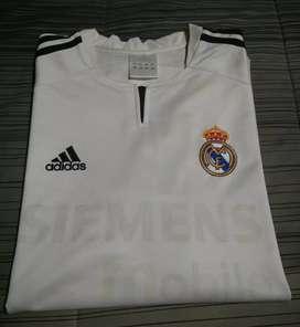 Camiseta Real Madrid Adidas 2004 Climalite