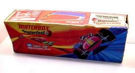 Pista Matchbox Track 500 carreras autos coleccion