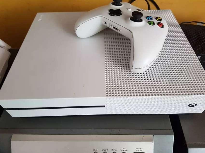 Xbox one s de un T 4k 0