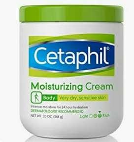 Cetaphil Crema Hidratante Para Piel Seca