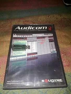 Audicom 8 con llave