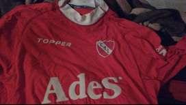 Camiseta Independiente Topper Ades