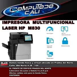 IMPRESORA MULTIFUNCIONAL M830