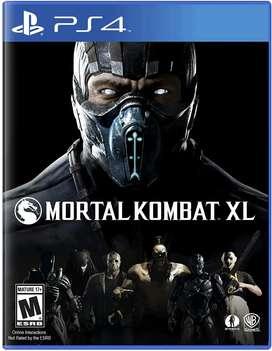Mortal combat xl para PS4