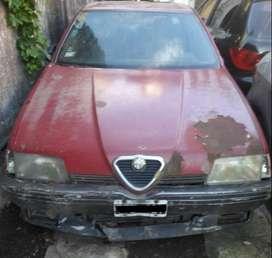 Alfa Romeo 164 2.0 TS Spark Con Papeles