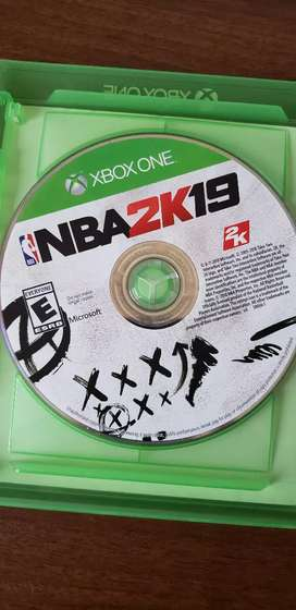 NBA 2k19 Xbox One juego