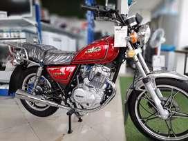 Moto Ranger 150AT 10  tipo GN Importadora CHIMASA OROMOTO Mónica