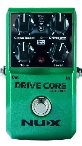 pedales nux driver core