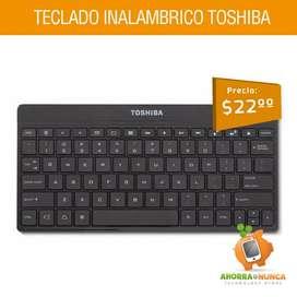 TECLADO INALAMBRICO TOSHIBA