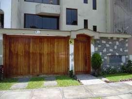 Alquilo Departamento en La Urbanizacion Aprovisa La Molinaw