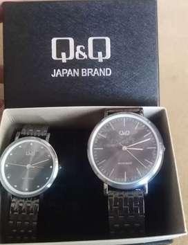 Hermosos relojes dama y caballero