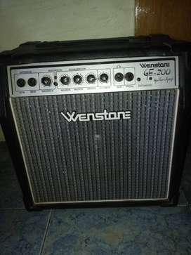 Amplificador para guitarra wenstone GE 200
