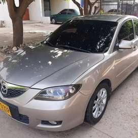 Vendo Mazda 3 modelo 2010 1.6 cojineria en cuero, seguro y tecno