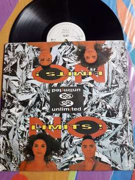 Disco Vinilo LIMITS! Full