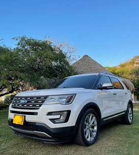 Ford Explorer 3.5 Limited. 4x4