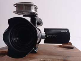 Videocámara profesional Sony vg10