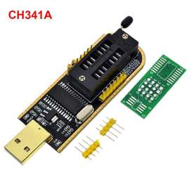 Programador Usb Ch341a Serie 24 Eeprom Escritor 25 Bios